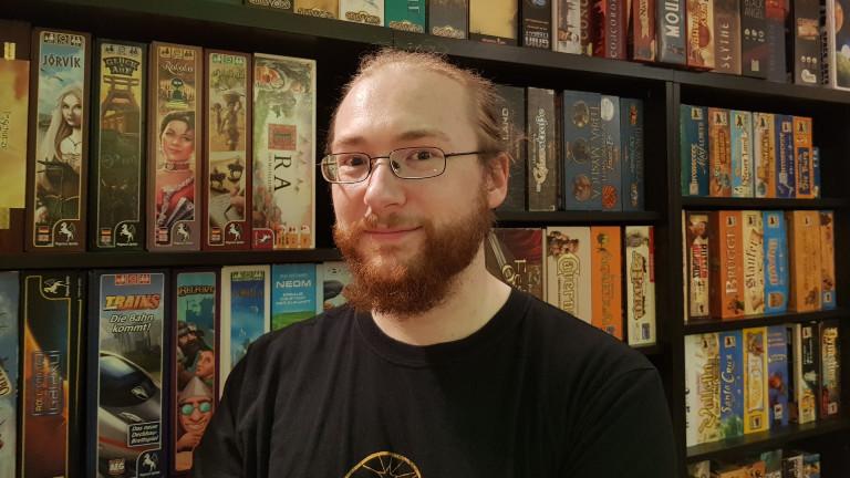 Mirko Schäfer, Brettspielerklärer