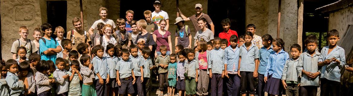 Scouting Nepal Projekt