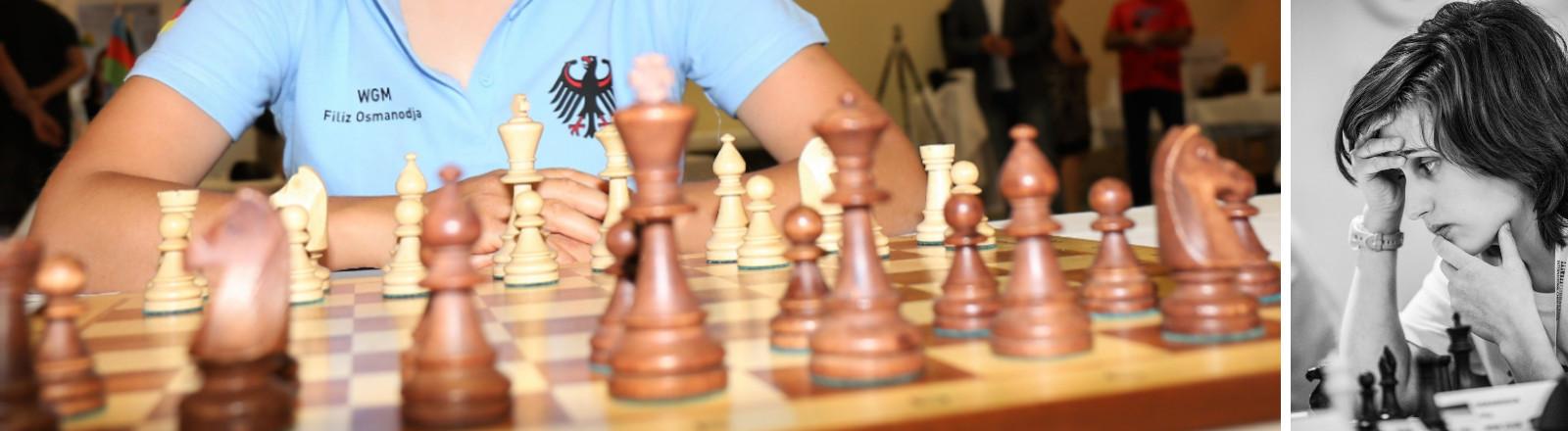 Filiz Osmanodja, Schach-Großmeisterin