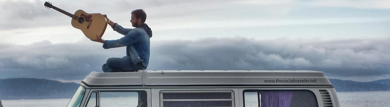 Bjorn Troch The Social Traveler