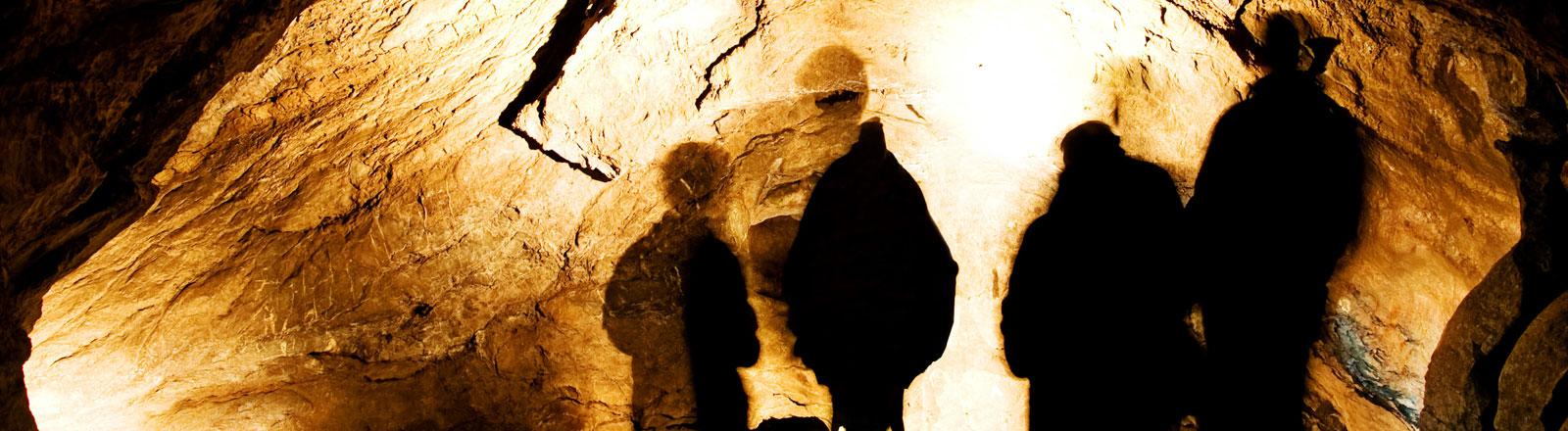 Fährtenleser helfen Archäologen