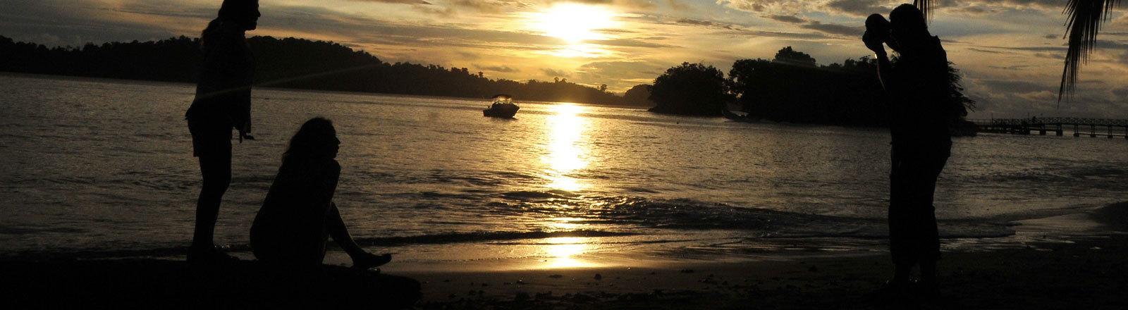 Strand Meer Küste Panama