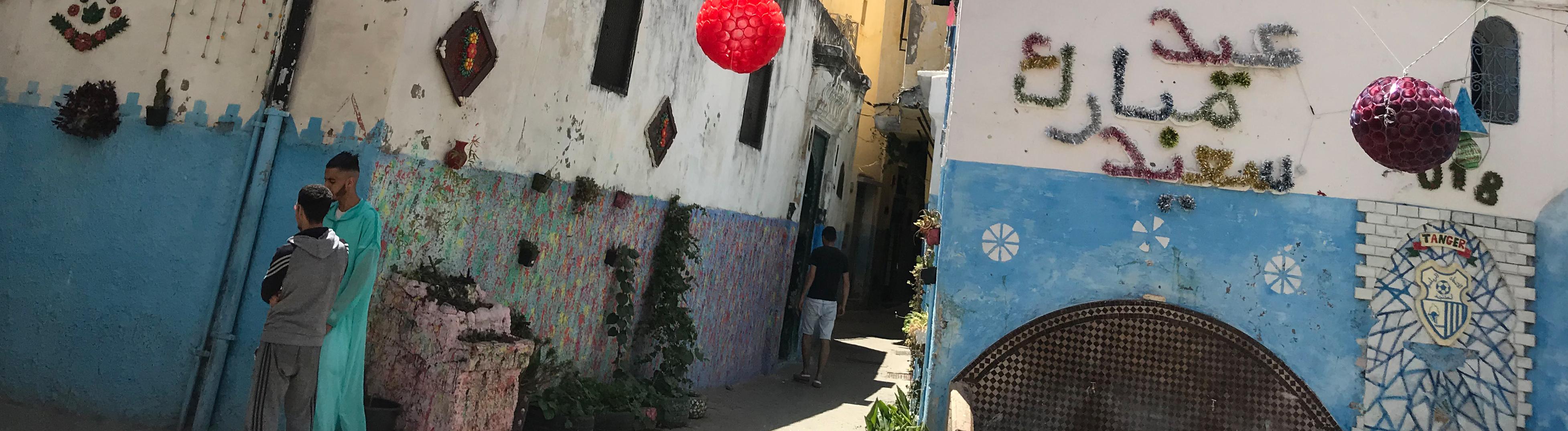 Medina in Tanger (Marokko)