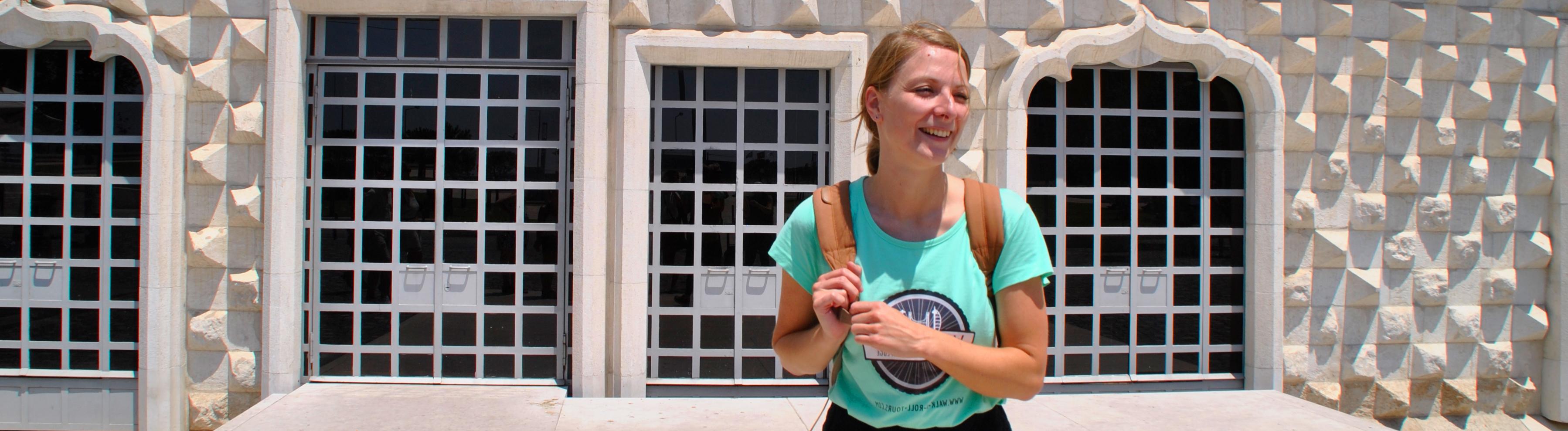 Melina Eibs in Lissabon