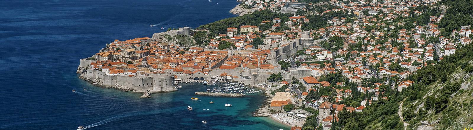 Die Alstadt von Dubrovnik
