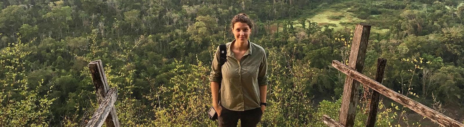 Hannah Emde, Abenteuer-Artenschützerin