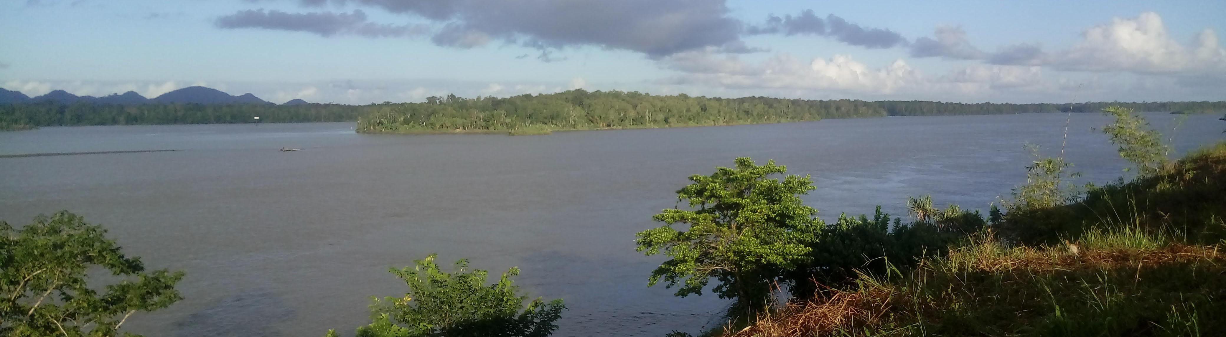 Kikori Fluss