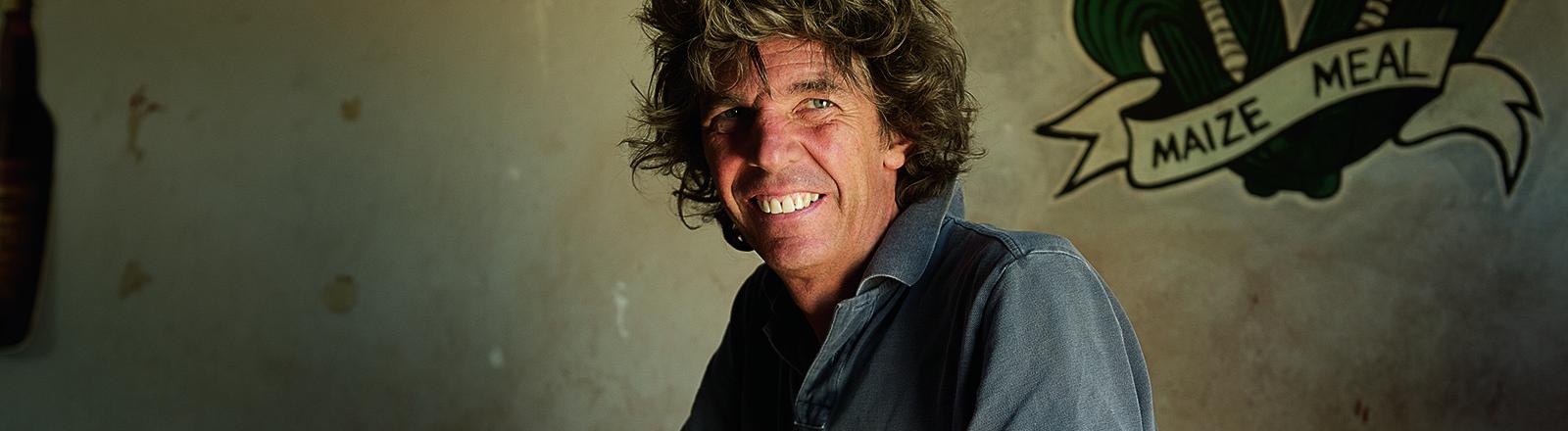 Der Wüstenreisende Michael Martin