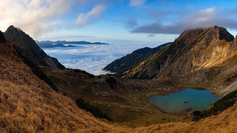 Enno Seifried: Alpen