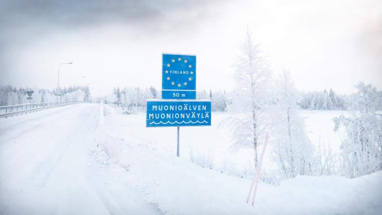 Nic Jordan in Finnland
