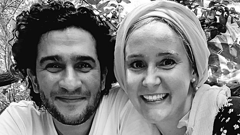 Verena und Hossein