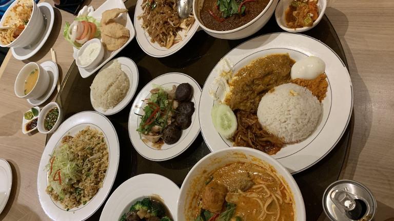 Reis, Suppen und Saucen