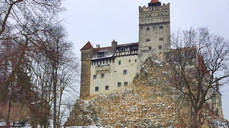 Das Schloss des Grafen Dracula in Bran.