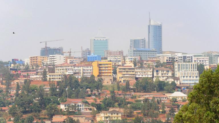 Stadtansicht Kigali