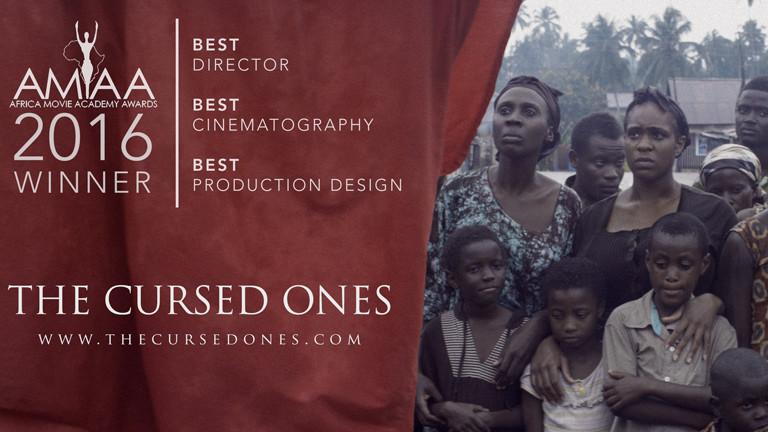 Dokumentarfilm The Cursed Ones wurde mit drei AMAA-Oscars ausgezeichnet.