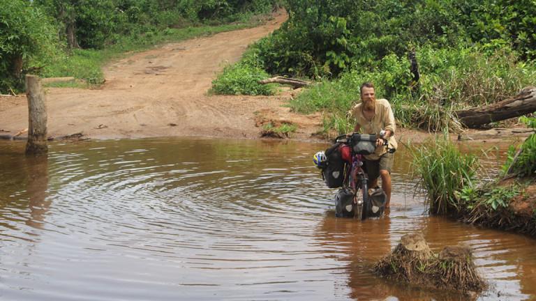 Unterwegs nach Togo.