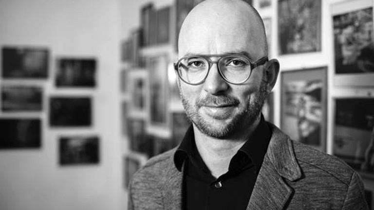 Kulturwissenschaftler Felix Ackermann.