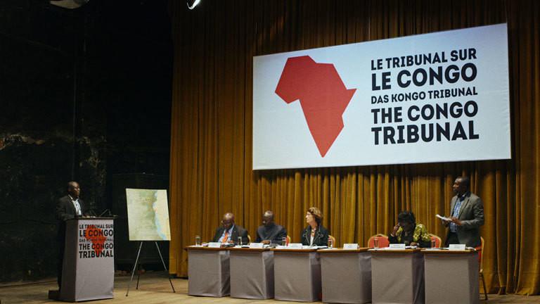 "Still aus ""Das Kongo Tribunal"""