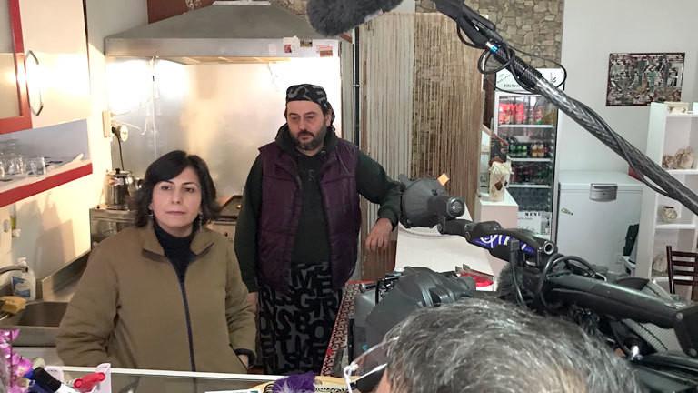 Müslüme und Cem Cinar wurden aus dem Schuldienst entlassen.