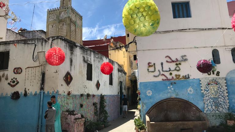Medina in Tanger