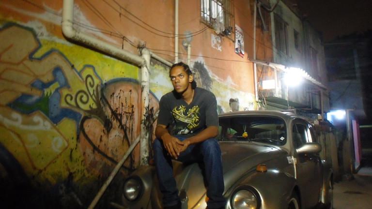 Rapper aus den Favelas