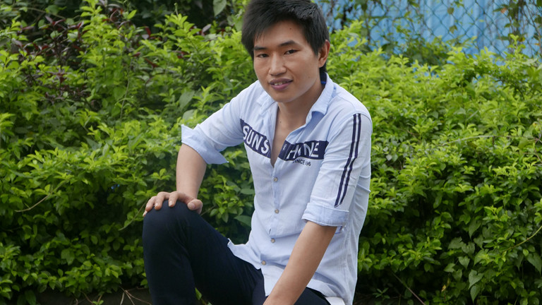 Der Arbeiterdichter Ran Qiaofeng