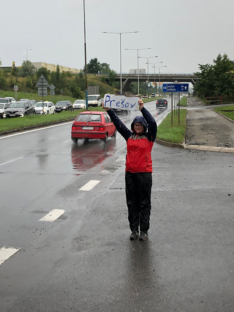 Ziel Prešov: Unterwegs in der Slowakei