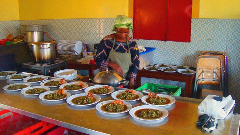 Cuisine sans frontieres