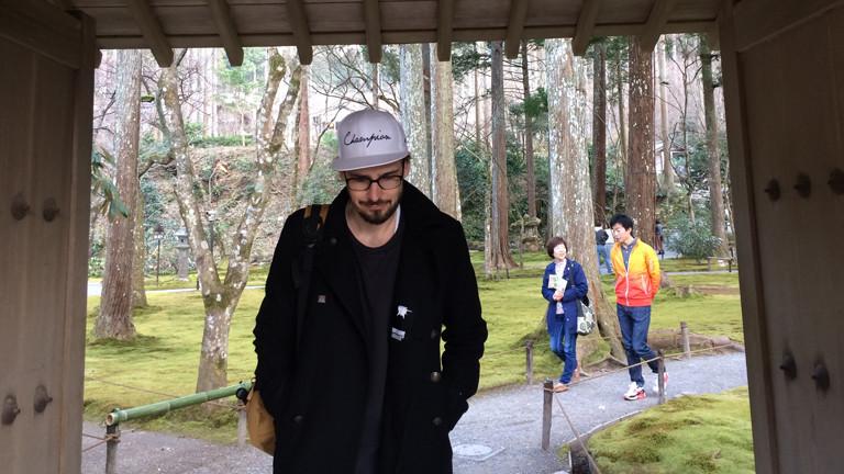 Jochen Schliemann in Japan