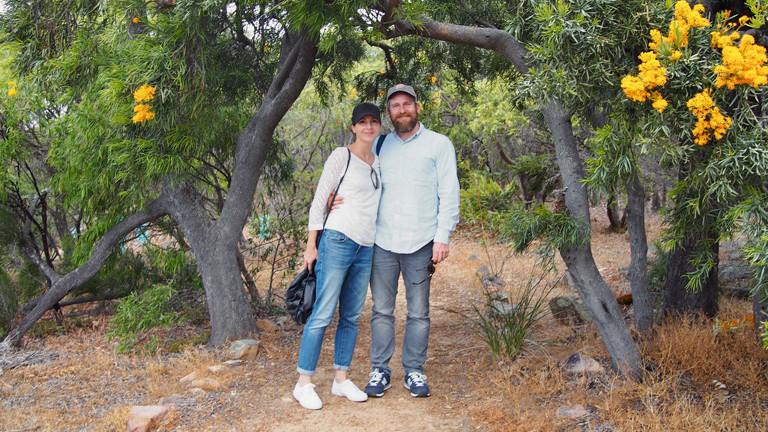 Jessica Braun und Christoph Koch