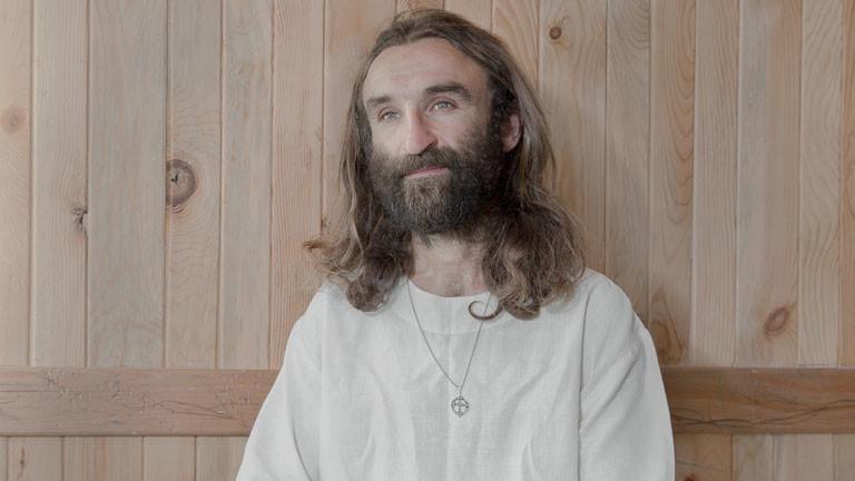 Sektenmitglied der Kirche des letzten Testaments