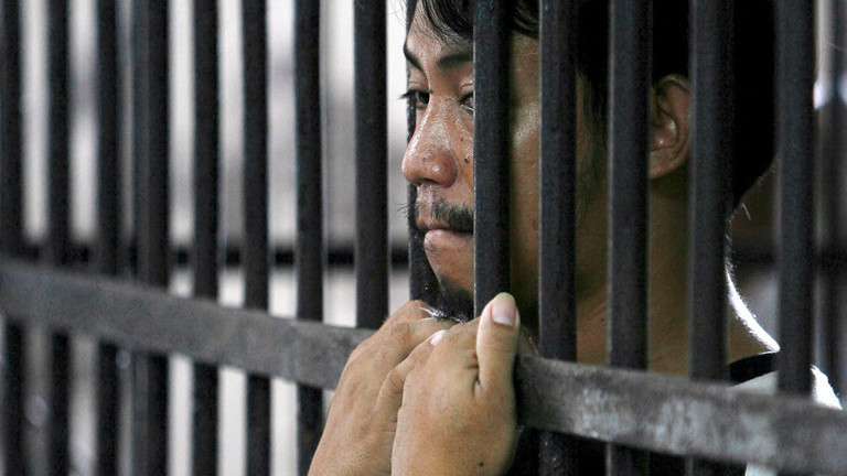 Gefängnis in Manila