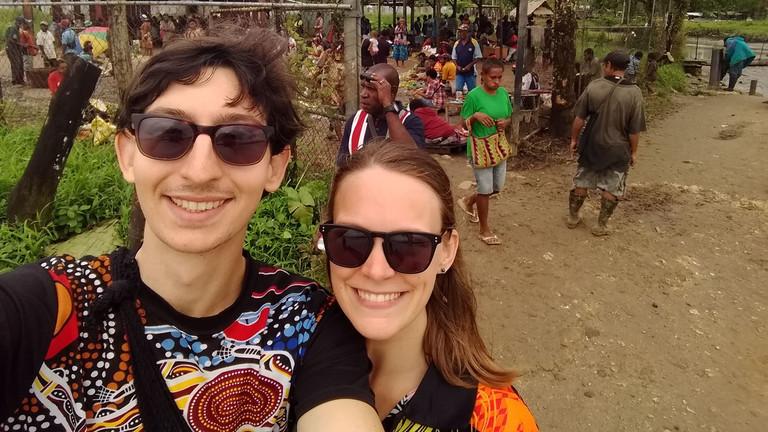 Lina Kaufmann und ihr Freund