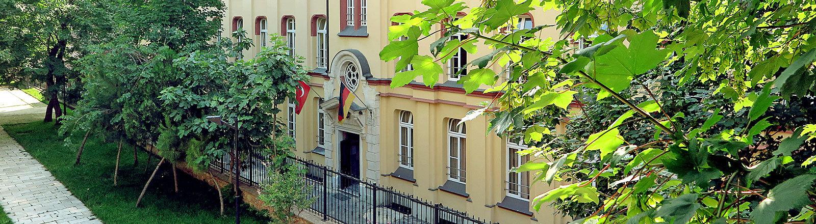 Die deutsche Schule in Istanbul