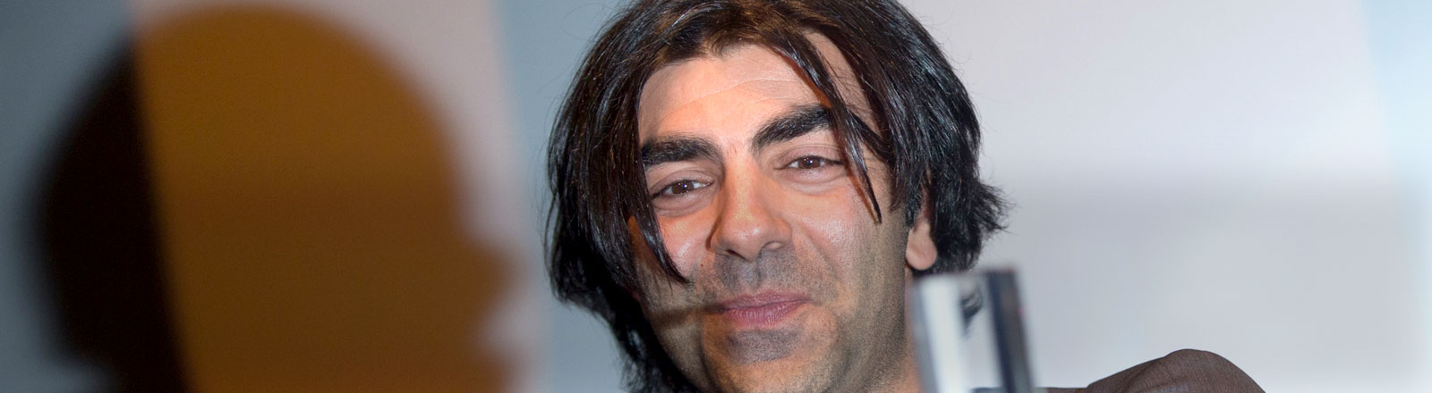 Fatih Akin beim Filmfest in Hamburg im September 2014.