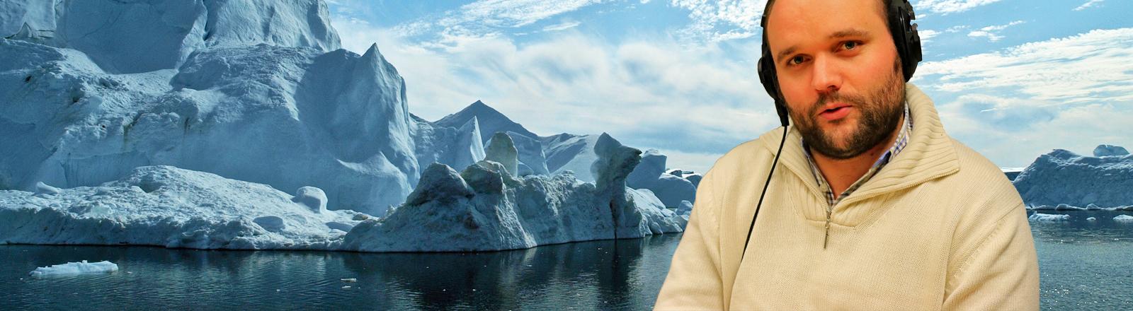 Lutz Weischer ist der Klima-Watchdog.