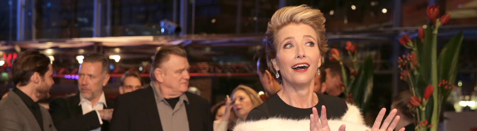 Emma Thompson auf der Berlinale