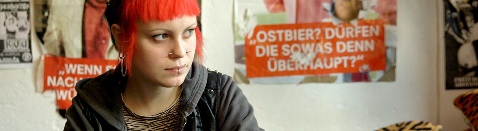 Eine Szene aus dem Film Berlin Rebel High School.