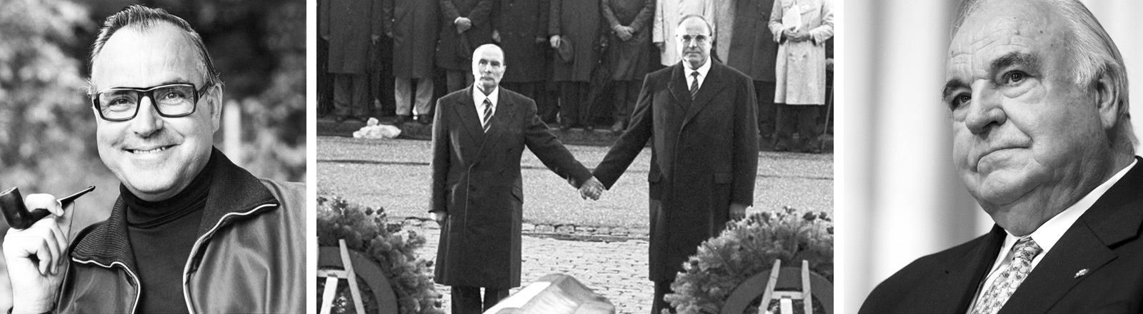 Altbundeskanzler Helmut Kohl.