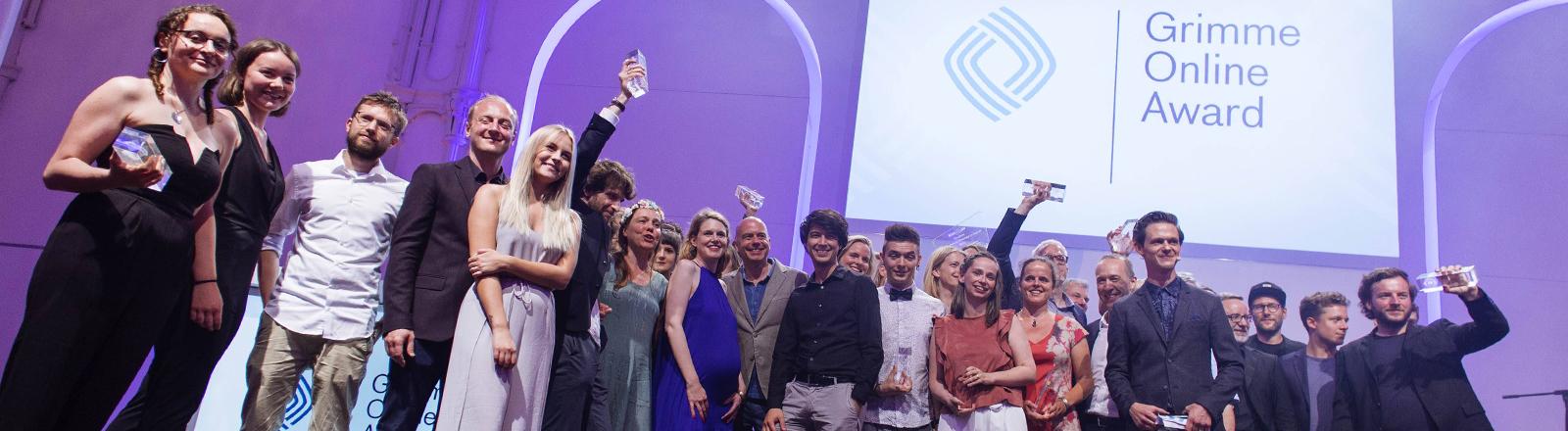 Der Grimme Online Award 2016