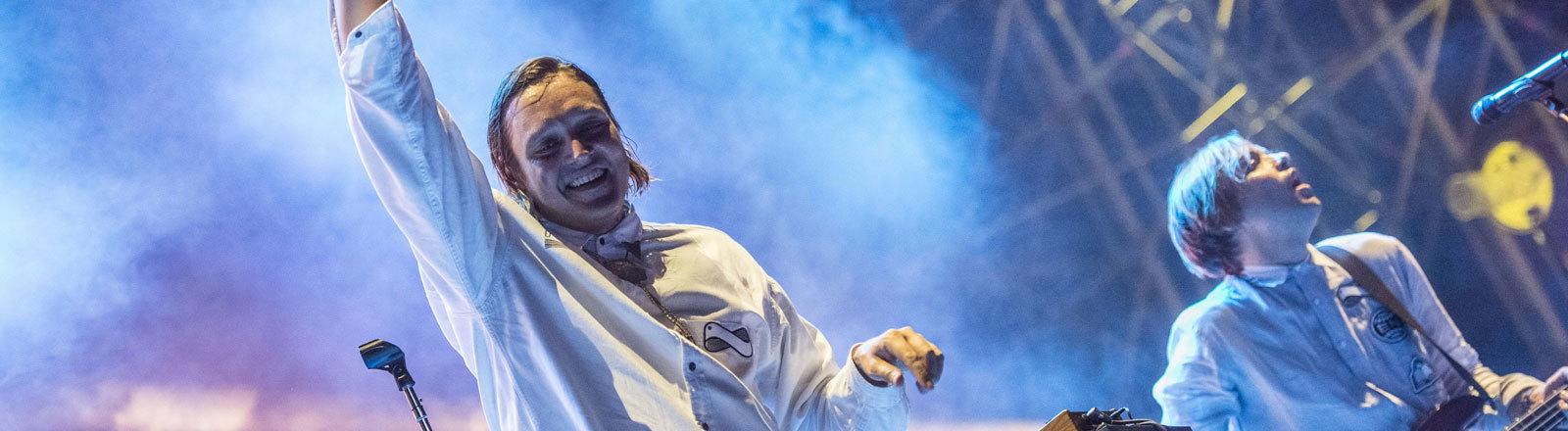 Arcade Fire 17.07.2017 in Mailand