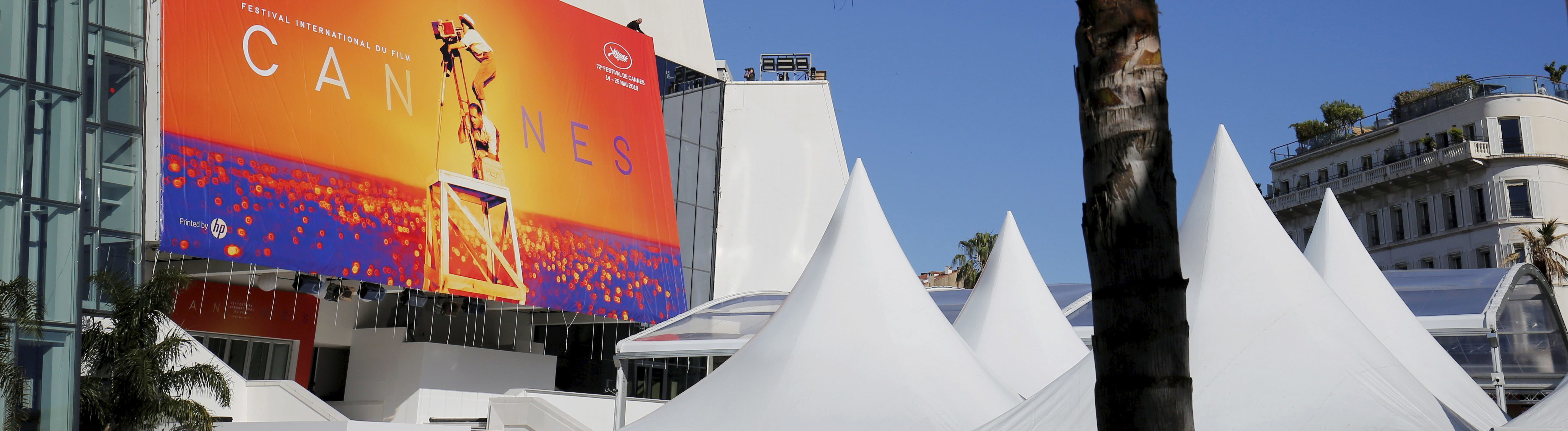 72. internationales Filmestival in Cannes