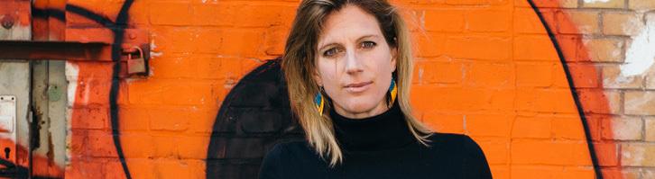 Porträt von Maja Göpel