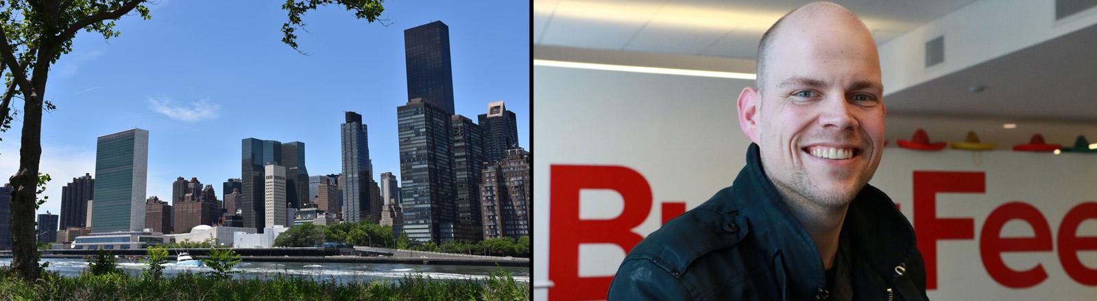 Skyline von New York | Christian Fahrenbach