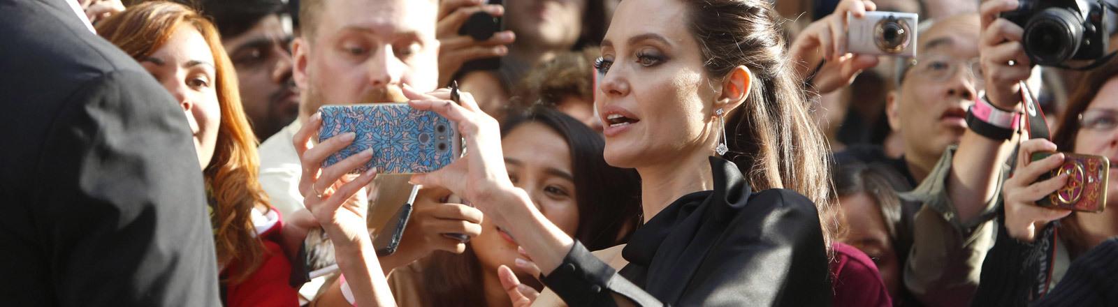 Angelina Jolie auf dem Toronto International Film Fest