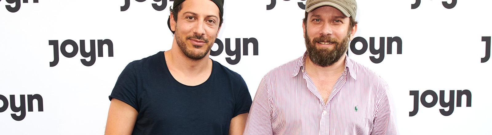 Fahri Yardim und Christian Ulmen