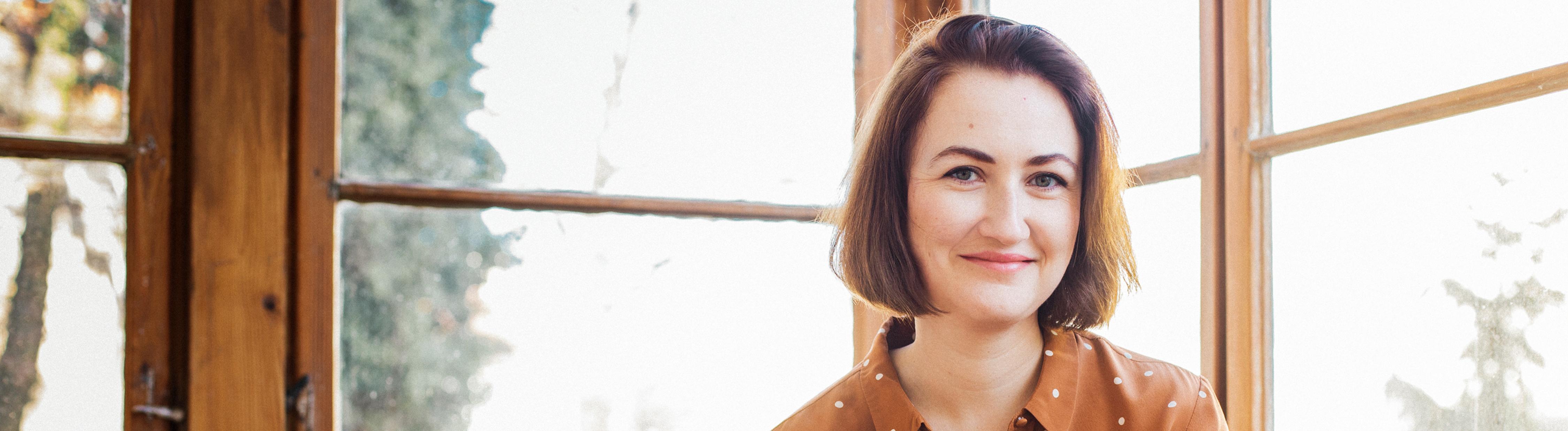 Portrait der Journalistin Emilia Smechowski
