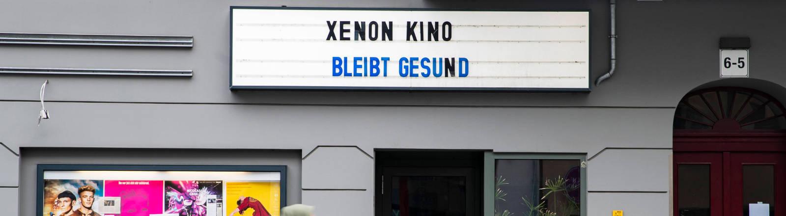 Geschlossenes Kino