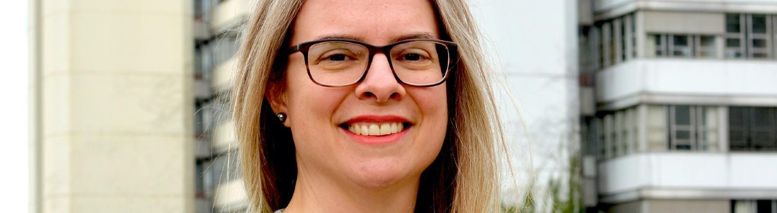 Sabine Oertelt-Prigione von der Universität Bielefeld