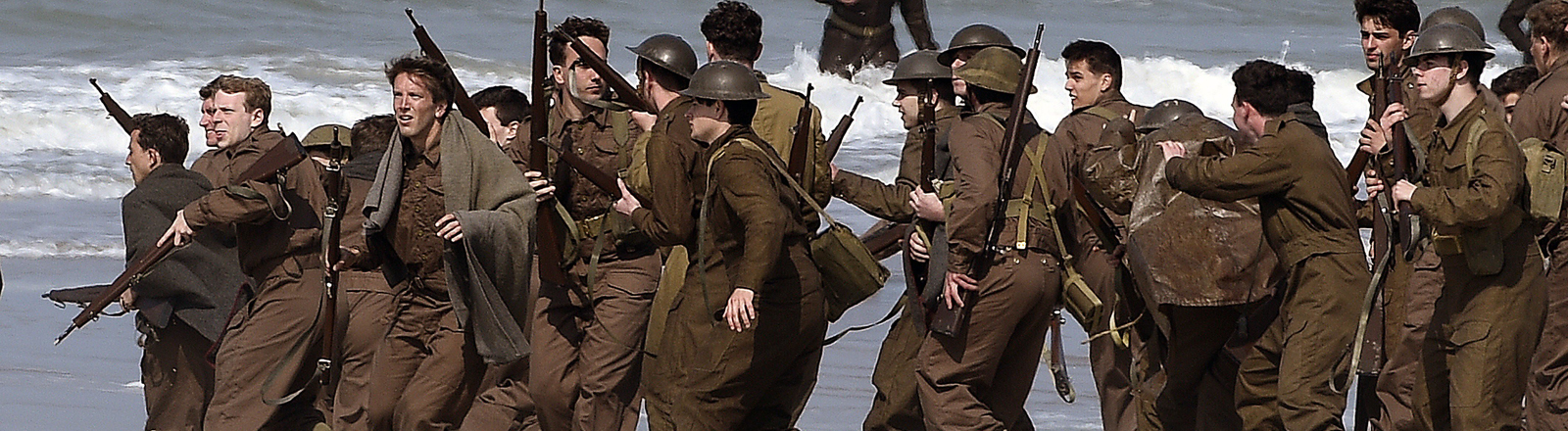 Szene aus Dunkirk